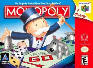 Monopoly per Nintendo 64