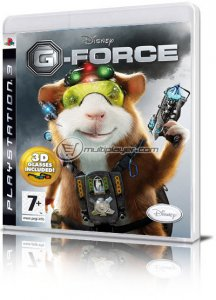 G-Force per PlayStation 3