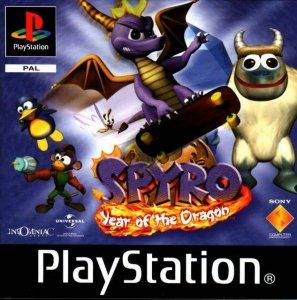 Spyro: Year of the Dragon per PlayStation
