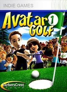Avatar Golf per Xbox 360