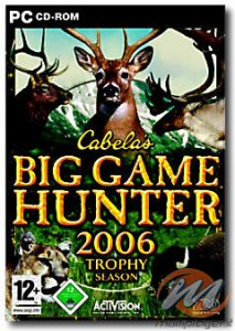 Big Game Hunter 2006 Trophy Season per PC Windows