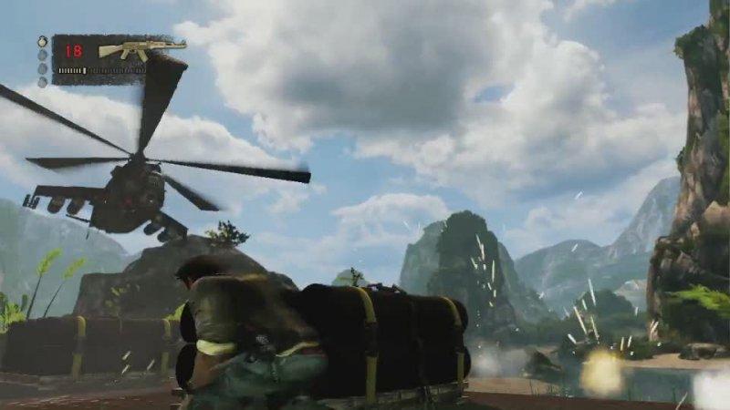 Uncharted 2 sfrutta al 100% PS3, secondo Naughty Dog