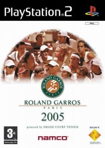 Roland Garros 2005: Powered by Smash Court Tennis per PlayStation 2