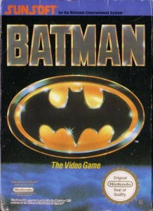 Batman per Nintendo Entertainment System