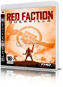 Red Faction: Guerrilla per PlayStation 3