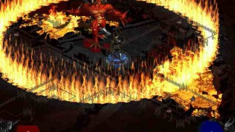 Diablo 2: a second expansion was planned, then canceled