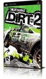 Colin McRae: DIRT 2 per PlayStation Portable