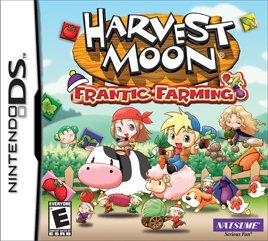 Harvest Moon: Frantic Farming per Nintendo DS