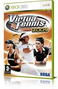 Virtua Tennis 2009 per Xbox 360