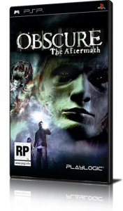 Obscure: The Aftermath per PlayStation Portable