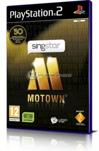 SingStar Motown per PlayStation 2