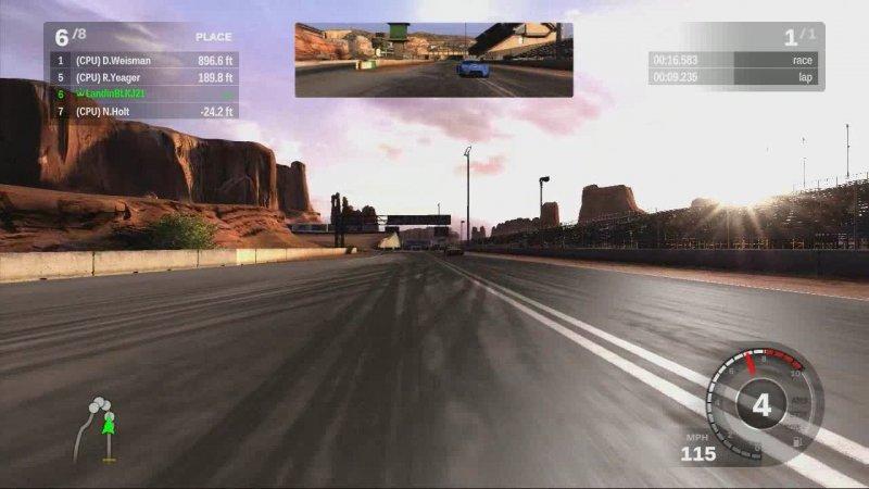 Forza 3 non sfrutta al massimo Xbox 360