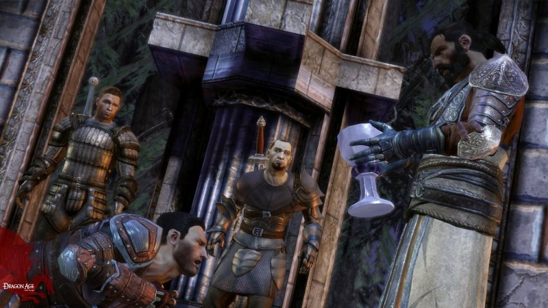 Return to Ostagar è la prima espansione di Dragon Age: Origins