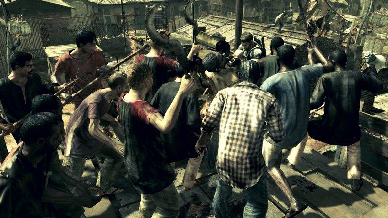 La soluzione di Resident Evil 5