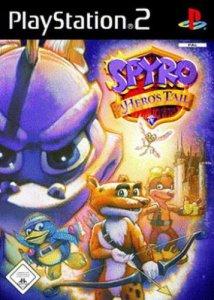 Spyro: A Hero's Tail per PlayStation 2