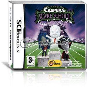 Casper Scuola di Paura: Giornata di Sport Spaventosi per Nintendo DS