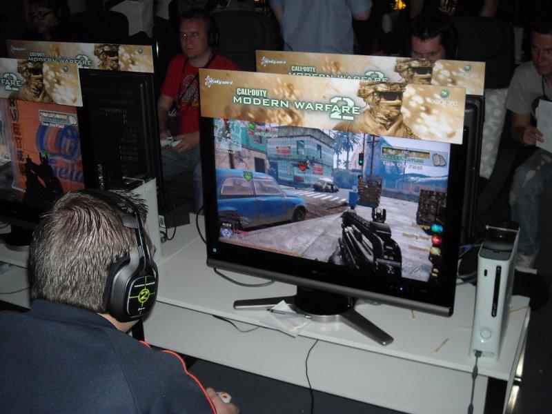Il multiplayer si svela