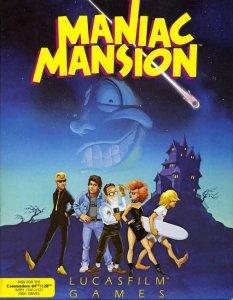 Maniac Mansion per Amiga