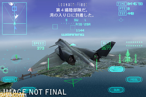 Ace Combat, R-Type, Jelly Car 2 e The Settlers su iPhone