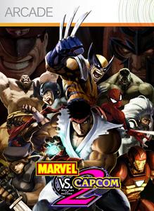 Marvel Vs. Capcom 2 per Xbox 360