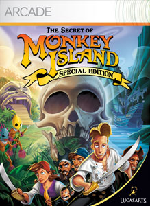 The Secret of Monkey Island - Special Edition per Xbox 360