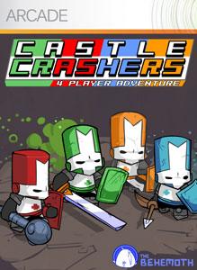Castle Crashers per Xbox 360