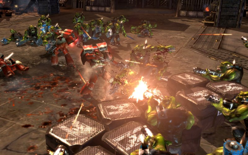 Annunciato Dawn of War 2: Chaos Rising?