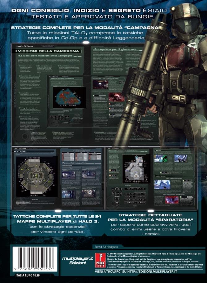 M.it Edizioni presenta la guida strategica di Halo 3: ODST