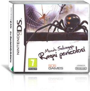 Mondo Selvaggio: Ragni Pericolosi per Nintendo DS