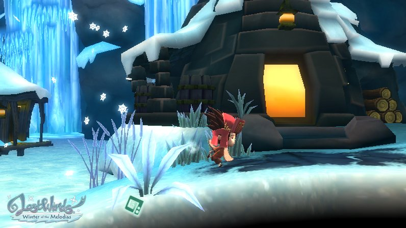 LostWinds: Winter of the Melodias domani su WiiWare