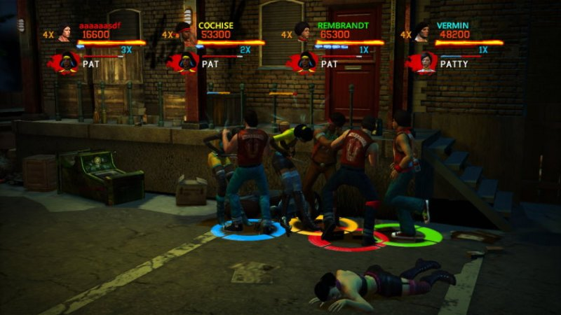 The Warriors e Ion Assault su Live Arcade
