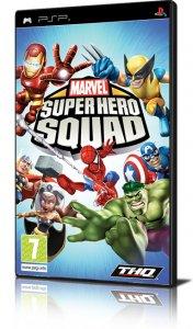 Marvel Super Hero Squad per PlayStation Portable