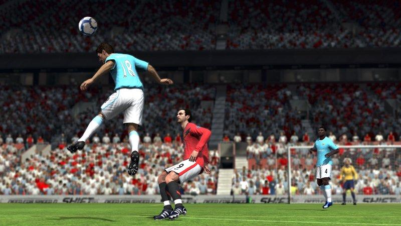 Patch in arrivo questa settimana per FIFA 10