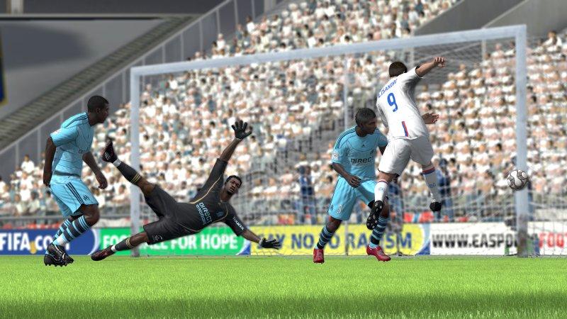 2 milioni di FIFA 10 nel Regno Unito