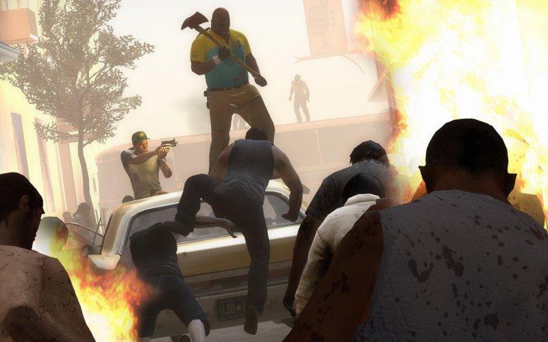 Rilasciati i DLC di Left 4 Dead per X360, con qualche problema