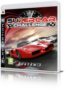 SuperCar Challenge per PlayStation 3