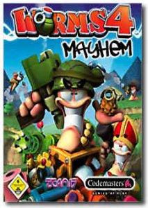 Worms 4: Mayhem per PC Windows