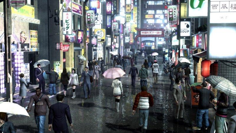 Dal Giappone uno spot-TV per Yakuza 4