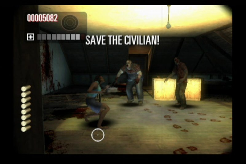 The House of the Dead: Overkill - Soluzione