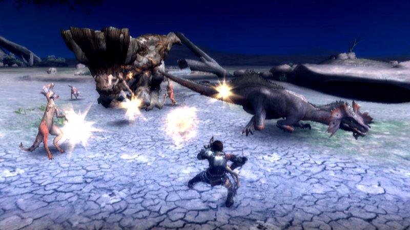 Monster Hunter 3 passa a Nintendo in Europa