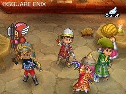 Una data per Dragon Quest IX in Europa