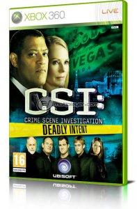 CSI: Intento Mortale per Xbox 360