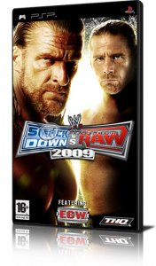 WWE Smackdown! vs Raw 2009 per PlayStation Portable