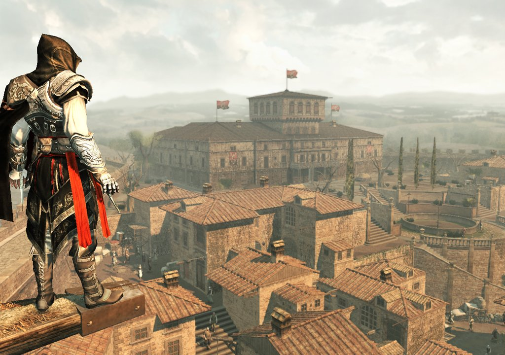 Assassin's Creed: the most interesting settings