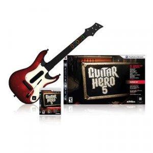 Guitar Hero 5 per PlayStation 3