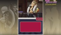 Ace Attorney: Investigations - Miles Egewroth - Gameplay TGS 2009