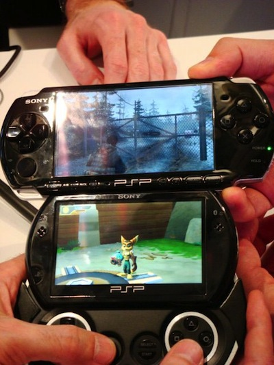 PSP Go or not to Go