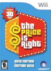 The Price Is Right 2010 Edition per Nintendo Wii