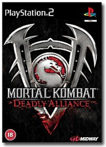 Mortal Kombat: Deadly Alliance per PlayStation 2