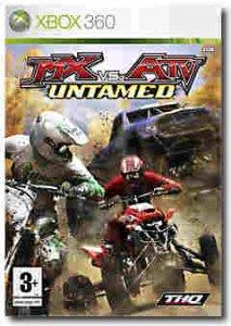MX vs. ATV Untamed per Xbox 360